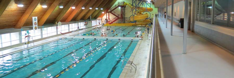 Community centre pool