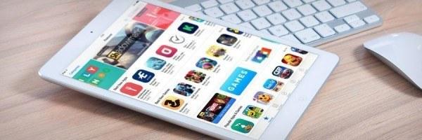 Ipad app store screen