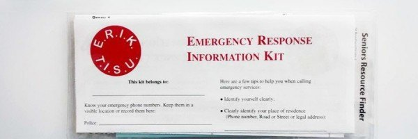 Emergency Response Information Kit (E.R.I.K.)