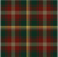 Maple Leaf Tartan pattern
