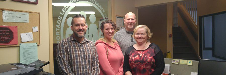Portage la Prairie Newcomers' Welcome Centre Team