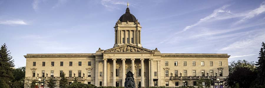 Manitoba capital building